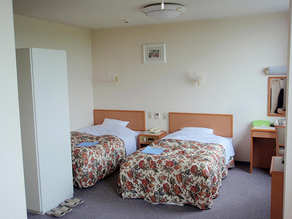 ツインルーム(全4室)