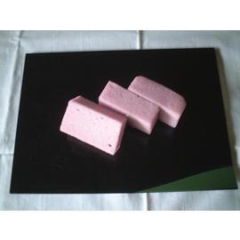 板かるかん(紫芋)